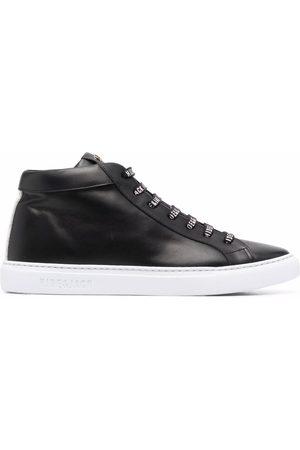 HIDE&JACK Men Sneakers - Logo-lace high-top sneakers