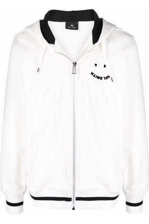 Paul Smith Chest logo-print hoodie