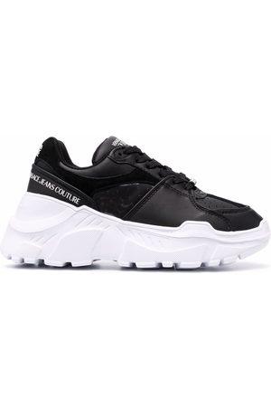 VERSACE Platform low-top sneakers