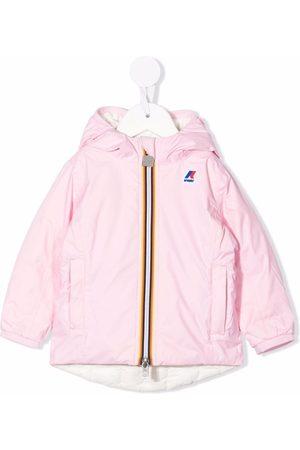 K-Way Baby Jackets - Reversible padded jacket