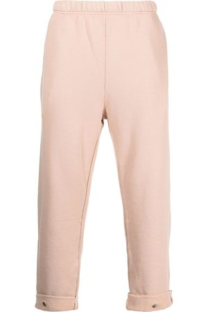 Les Tien Cropped tapered trackpants