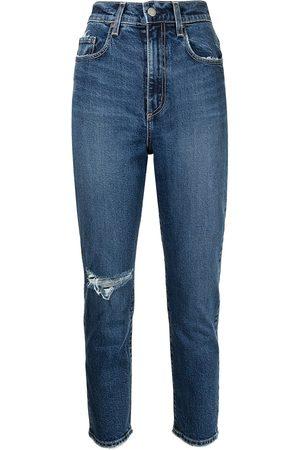 NOBODY DENIM Frankie distressed denim jeans