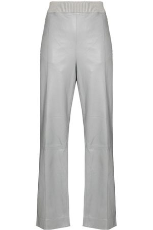 DODO BAR OR Toto leather trousers