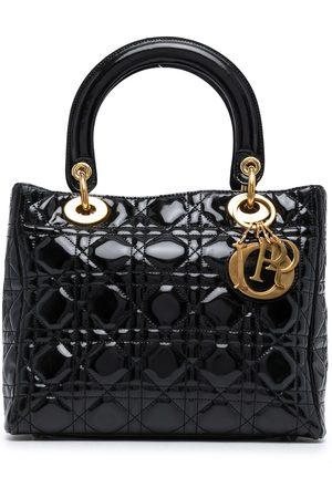 Dior Pre-owned mini Cannage Lady Dior bag