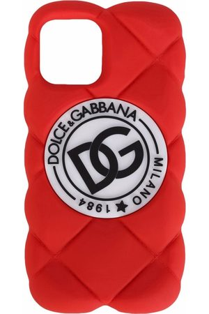 Dolce & Gabbana Quilted phone case