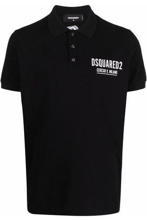 Dsquared2 Logo-print polo shirt