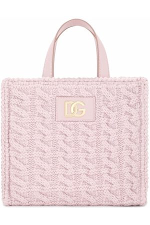 Dolce & Gabbana Knit small Beatrice shopper