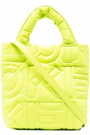 Kenzo Quilted-finish tote bag