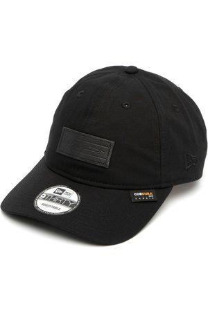 YOHJI YAMAMOTO Logo-patch cotton-blend cap