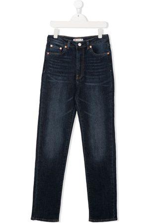 Levi's High-rise slim-fit jeans