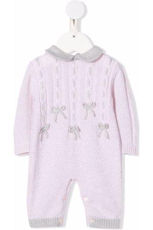 COLORICHIARI Bow-embellished pyjamas