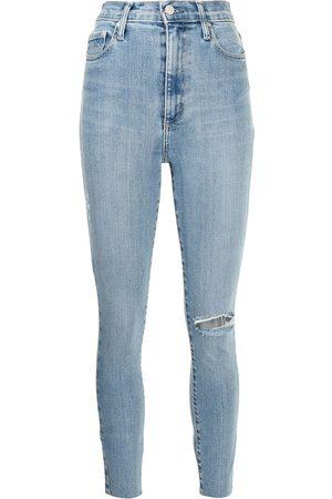 NOBODY DENIM Women Skinny - Siren high-rise skinny jeans