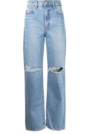 NOBODY DENIM Women Straight - Lou straight-leg jeans