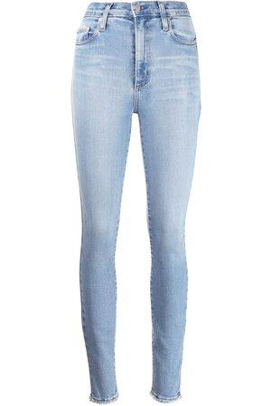 NOBODY DENIM Siren skinny-cut denim jeans