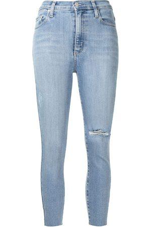 NOBODY DENIM Siren skinny-cut jeans
