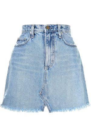 NOBODY DENIM Women Mini Skirts - Piper denim mini skirt