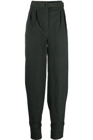 LEMAIRE High-rise cargo trousers