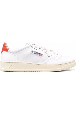 Autry Medalist low-top leather sneakers