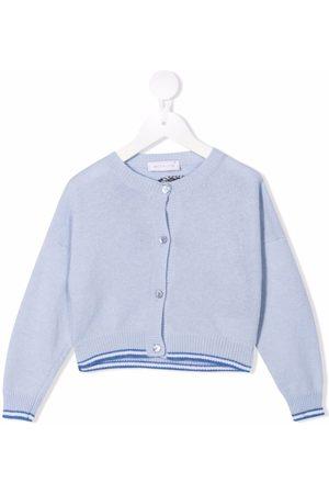 MONNALISA Powerpuff Girls knitted cardigan