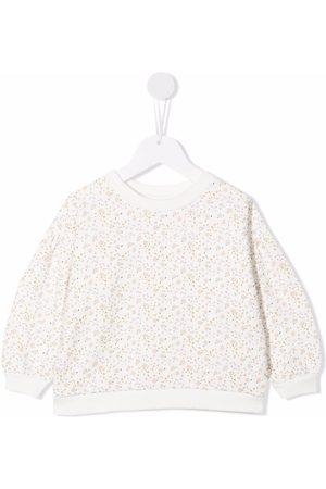 KNOT Ophelia floral-print sweatshirt