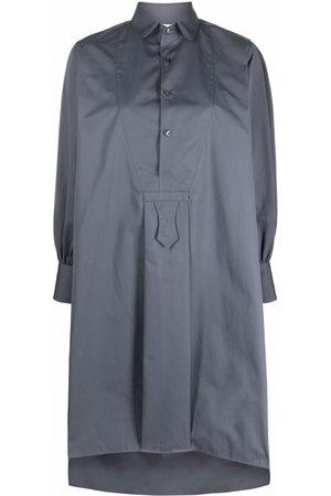 Maison Margiela Long-sleeve shirt midi dress