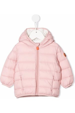 save the duck Wally hooded padded jacket