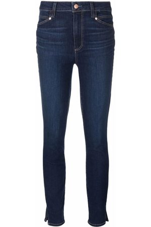 Paige High-waisted skinny jeans