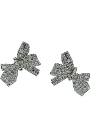 Jennifer Behr Brigette crystal-embellished earrings