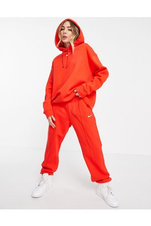 Nike Pull over fleece hoodie in chile