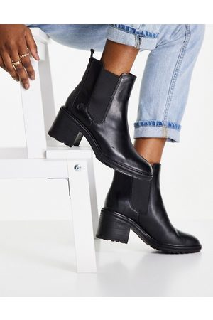 Timberland Sienna high chelsea boots in