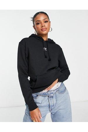 adidas Women Sweatshirts - Essentials fleece hoodie in