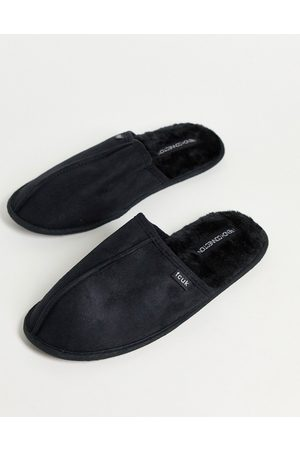 French Connection Men Slippers - Mule slipper in