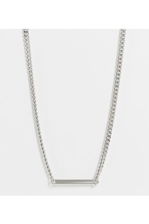 DesignB London Exclusive necklace with flat pendant in
