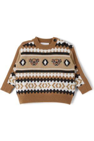 Burberry Baby Wool Fair Isle Gerald Sweater