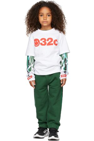 032c Kids Smiley T-Shirt