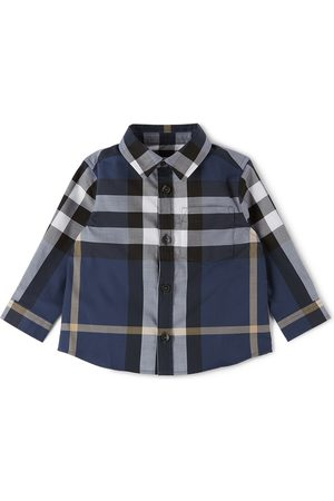 Burberry Baby Check Owen Shirt