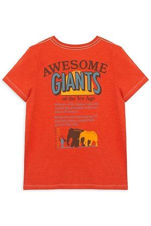 Peek & Beau Little Boy's & Boy's Woolly Mammoth T-shirt