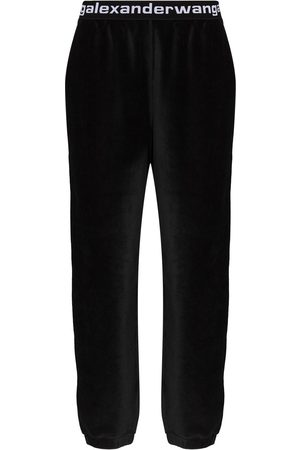 Alexander Wang Stretch corduroy track trousers