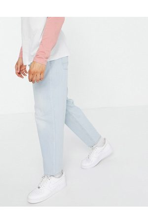New Look Straight fit jeans in light wash