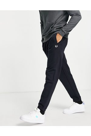 Fred Perry Men Joggers - Loopback joggers in navy