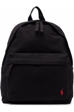 Ralph Lauren Polo Bear-embroidered backpack
