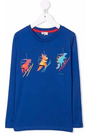 Paul Smith Gondola Lift printed T-shirt