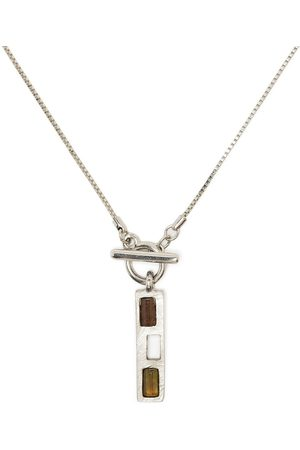 Givenchy Pre-Owned 1980-1990s pendant chain necklace