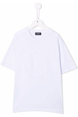 Diesel Embossed logo t-shirt