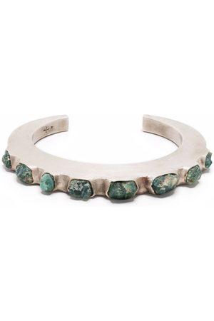 PARTS OF FOUR Crescent mineral bracelet