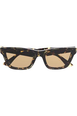 Bottega Veneta Tortoiseshell-frame sunglasses