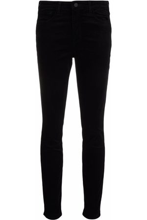L'Agence Low-rise skinny trousers