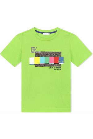 Dolce & Gabbana Play graphic-print cotton T-shirt