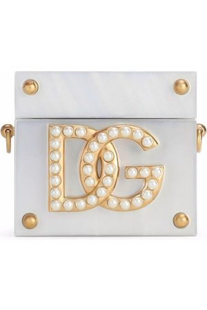 Dolce & Gabbana DG logo box AirPods case