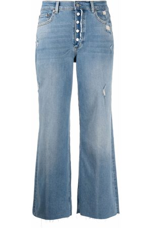 Boyish Jeans Straight-leg cropped jeans
